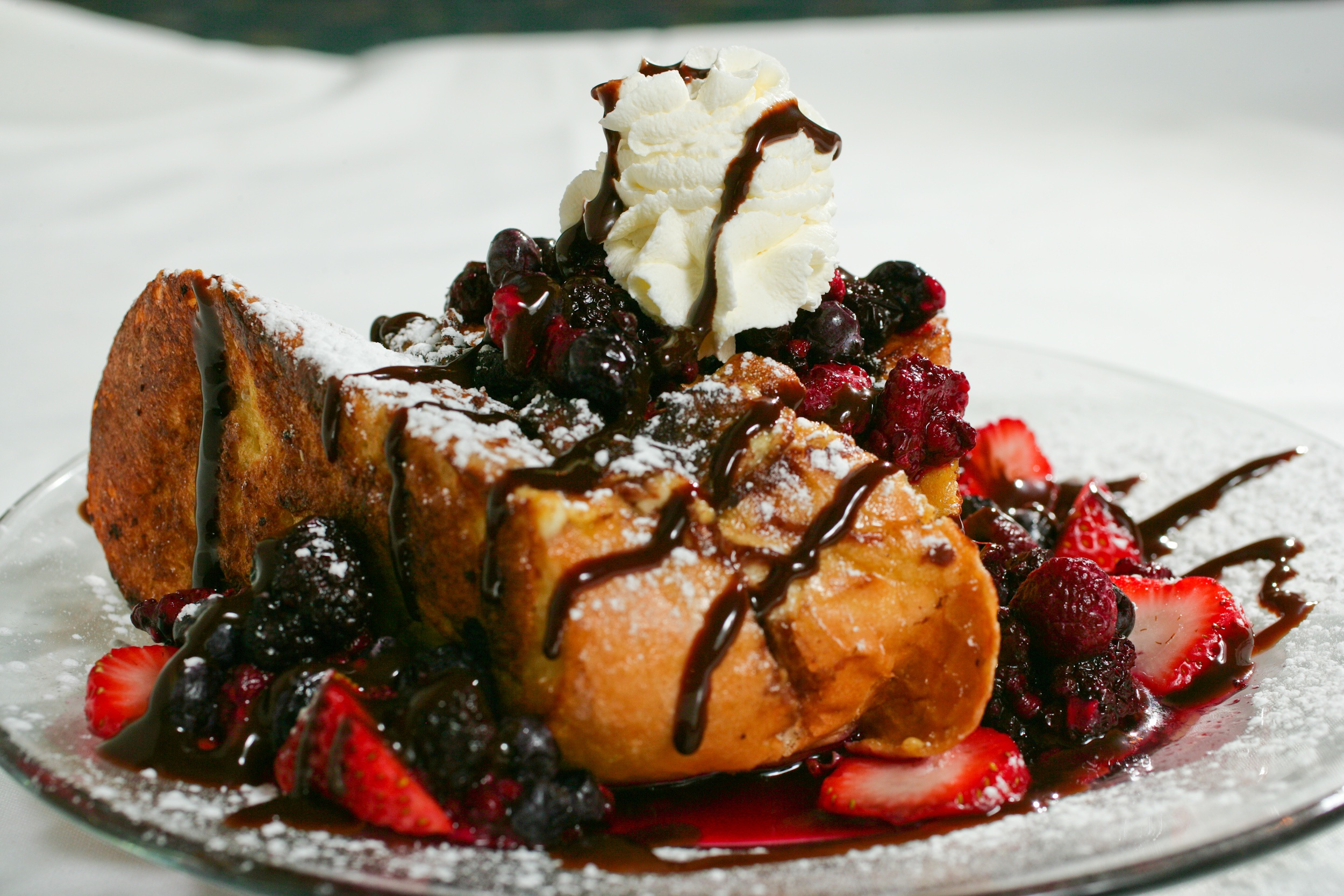 Very Berry Stuffed French Toast