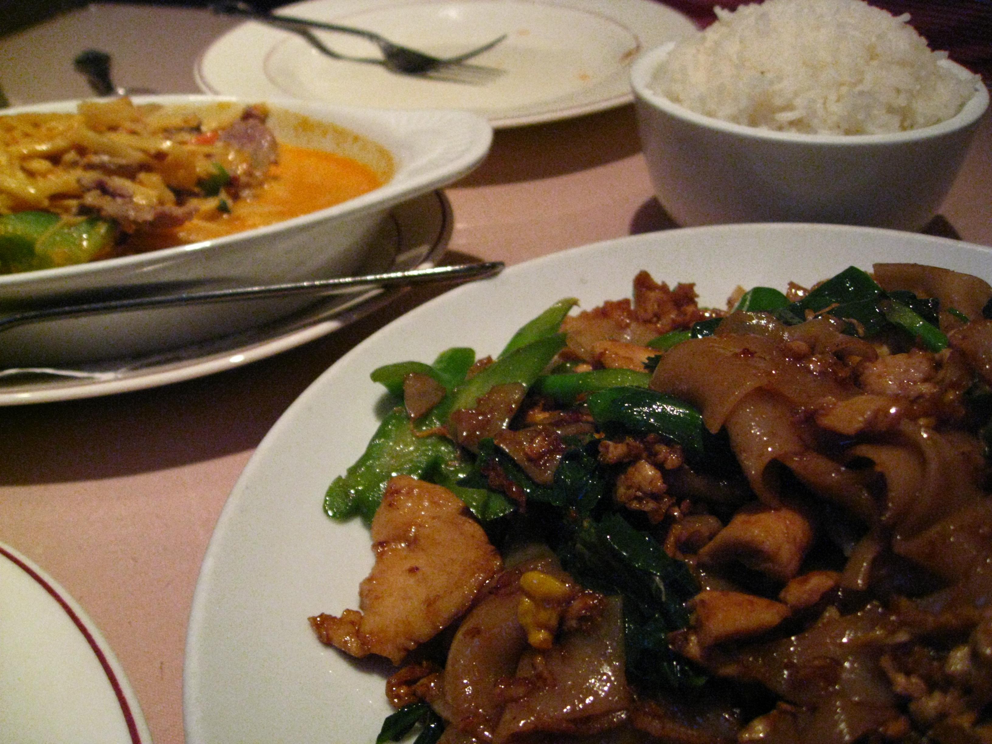 Turkey Pad See Ew Recipes — Dishmaps