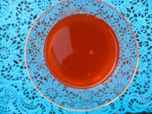 Strawberry Chamomile Tea