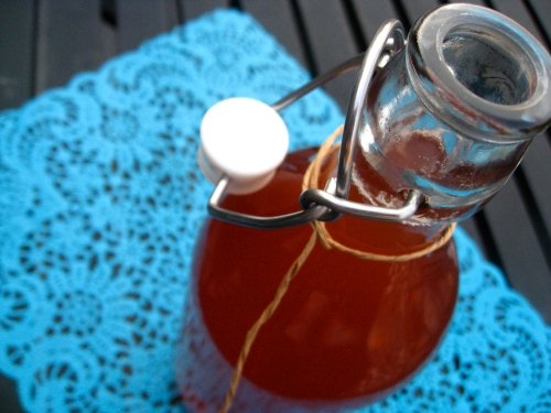 Bottled Tea