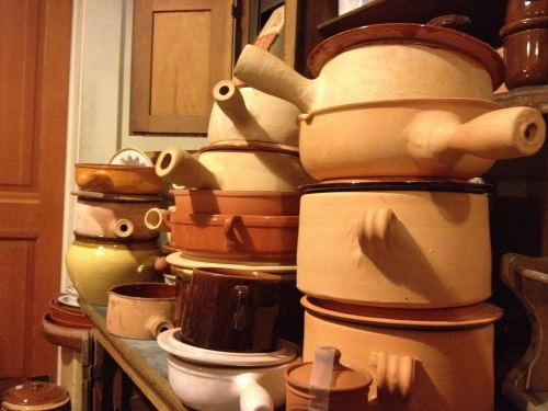Need a Clay Pot? Lots to Choose From