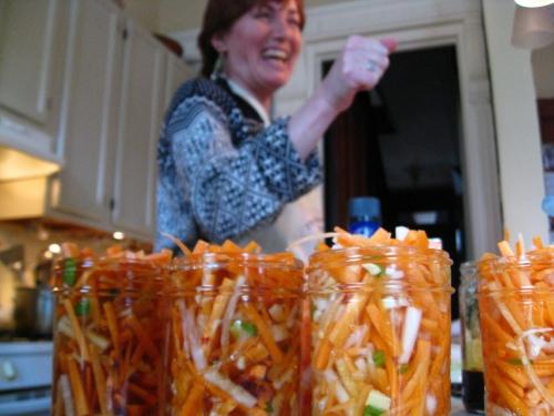 Leda Meredith's Lacto Fermentation Sidetour Experience