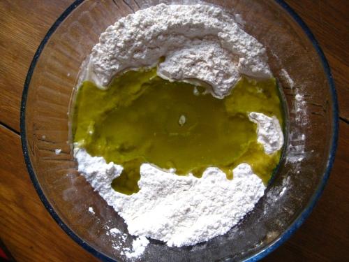 Delightful Rustic Olive Oil Tart Crust from Tamar Adler