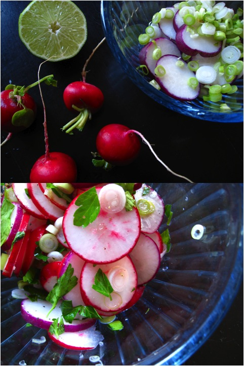 How to Love a Radish