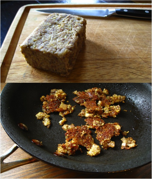 recipe goodness :: know-thy-farmer scrapple omelet | 8.ate@eight