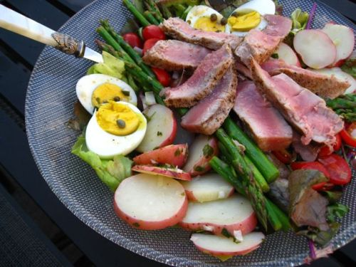 Julia Child's Salad Nicoise
