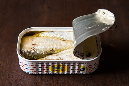 Bela Sardines. Photo by James Ransom for Food52