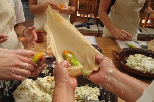 squashflower tamales