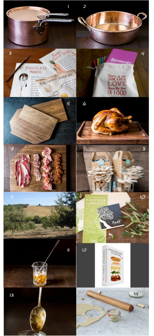 A Cook's Holiday Gift Guide