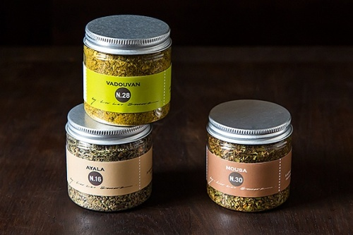 La Boite Fall Spice Blends