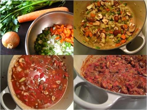 Chop, Saute, Simmer