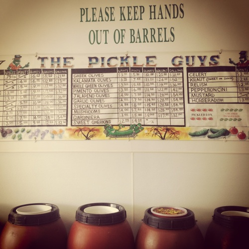 Keep Hands Out of Barrels