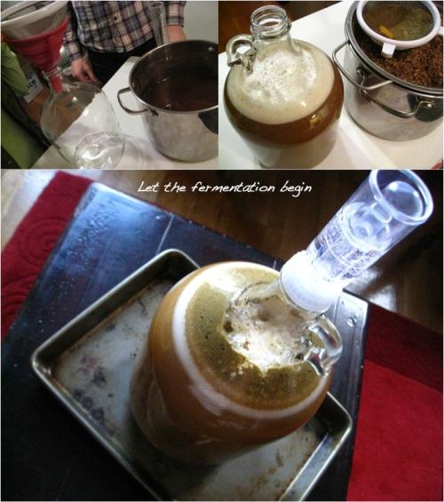 The Fermentation